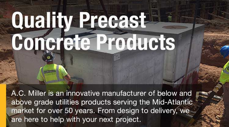 Mobile Home – AC Miller Precast Concrete Products